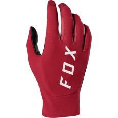 Pánské rukavice FOX Flexair Red