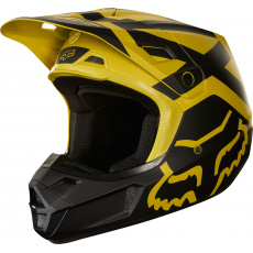 Pánská MX helma Fox V2 Preme Helmet, Ece Dark Yellow