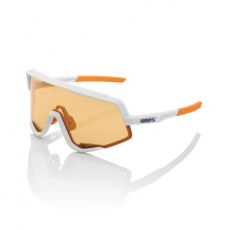 Glendale - Soft Tact Oxyfire White - Persimmon Lens