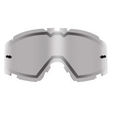 Náhradní dvojité sklo pro O´Neal B-30 šedé vč. pinů