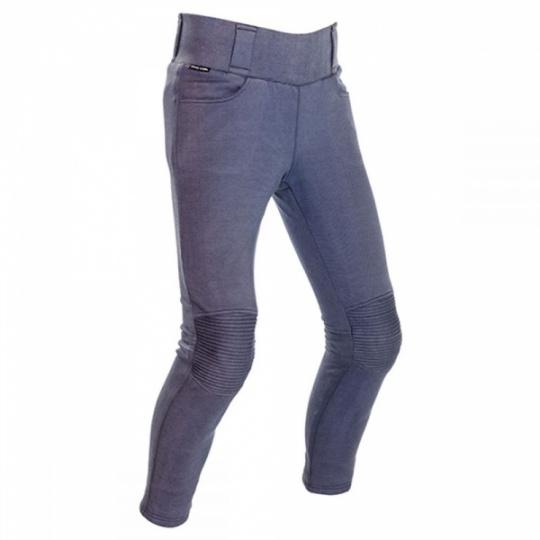 Dámské moto kalhoty RICHA KODI LEGGING modré