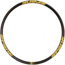 "SPIKE Race 33 Rim, 27.5"" Black Yellow"