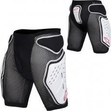 Alpinestars Bionic MTB Shorts White vel. S - ochranné kraťasy