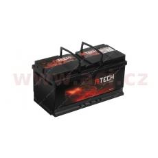88Ah baterie, 660A, pravá A-TECH 354x175x175