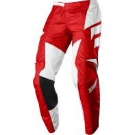 Pánské MX kalhoty Shift Whit3 Ninety Seven Pant Red