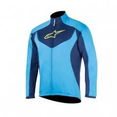 Alpinestars Mid Layer Jacket - Blue/Deep Blue
