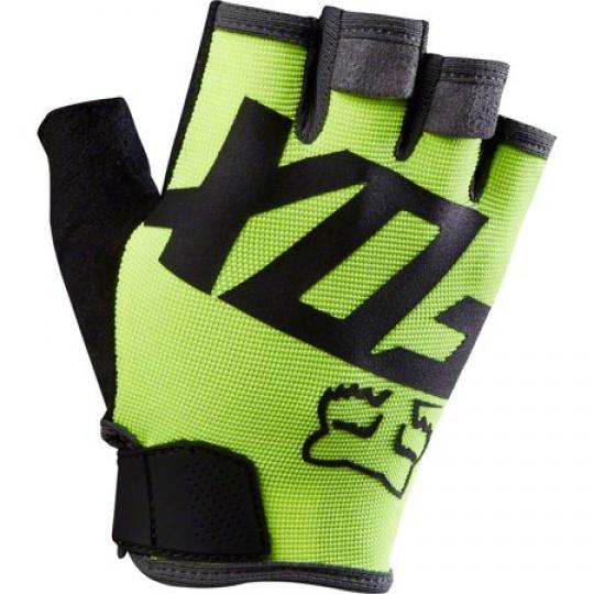 Pánské rukavice Fox Racing Ranger Short  Glove: Flo Yellow