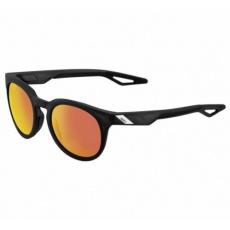 Campo - Soft Tact Crystal Black - HiPER Red Multilayer Mirror Lens