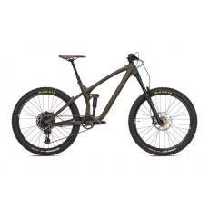 NS Bikes Snabb CARBON 160 - enduro (27,5) velikost M - army