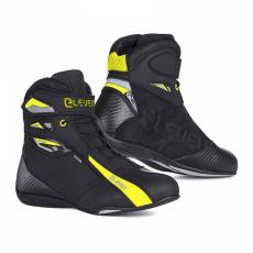 Moto boty ELEVEIT T SPORT WP černo/žluté