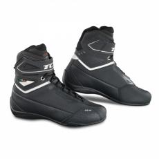 Dámské moto boty TCX RUSH 2 LADY AIR gunmetal/bílé