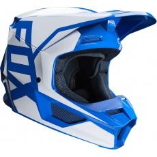Pánská MX helma Fox V1 Prix Helmet Blue