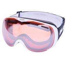 lyžařské brýle BLIZZARD Ski Gog. 921 MDAVZSO, white matt, rosa2, silver mirror