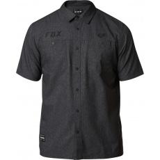 Pánská košile Fox Starter Workshirt Black
