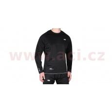 termoprádlo s dlouhým rukávem Chillout Windproof, OXFORD (černé)