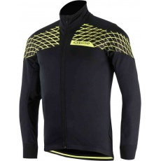 Alpinestars Brakeless Pro Shell Bunda black/yellow