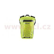 vodotěsný batoh AQUA V20, OXFORD (žlutá fluo, objem 20 L)
