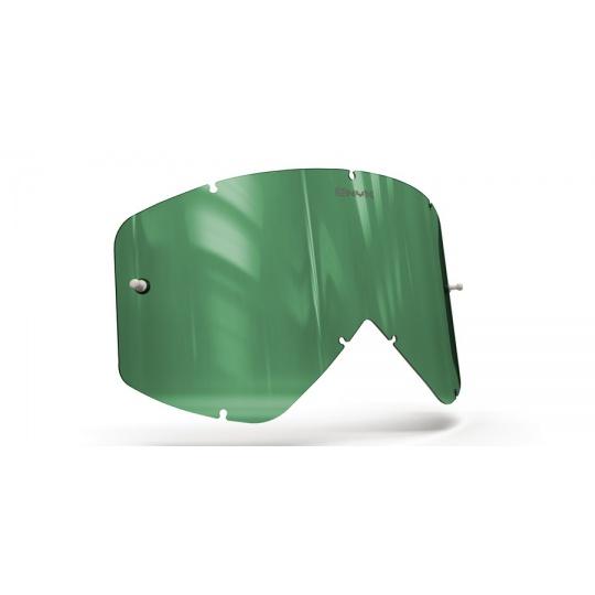 plexi pro brýle SMITH FUEL/INTAKE, ONYX LENSES (zelené s polarizací)