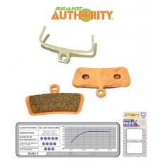 Brake Authority Burly - Avid X0 Trail / Sram Guide brzdové desti