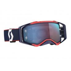 brýle Scott PROSPECT retro modré/červené