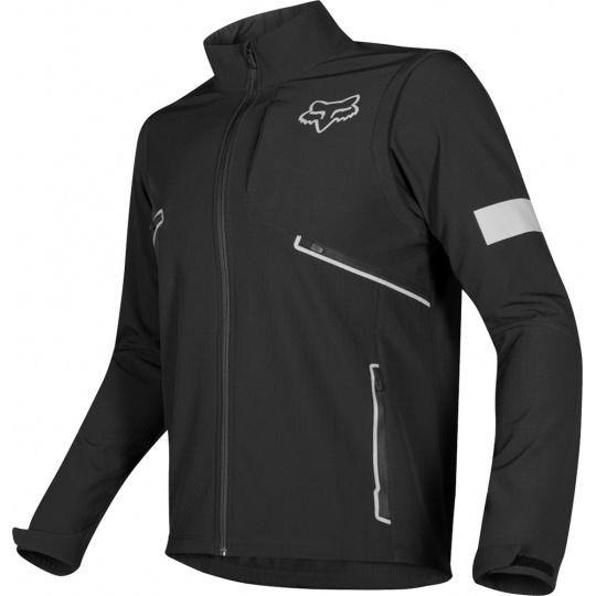 Pánská MX bunda Fox Legion oftshell Jacket Black
