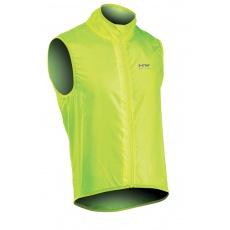 Pánská cyklo vesta Northwave Vortex Vest Yellow Fluo SP19