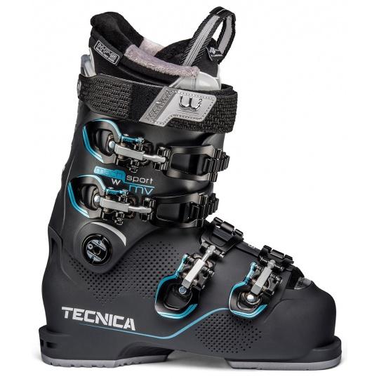 lyžařské boty TECNICA Mach Sport MV 95 X W, graphite, 19/20
