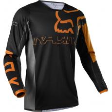 Pánský MX dres Fox 180 Skew Jersey Black