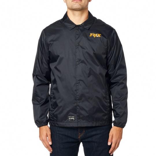 Pánská Bunda Fox Lad Jacket Black