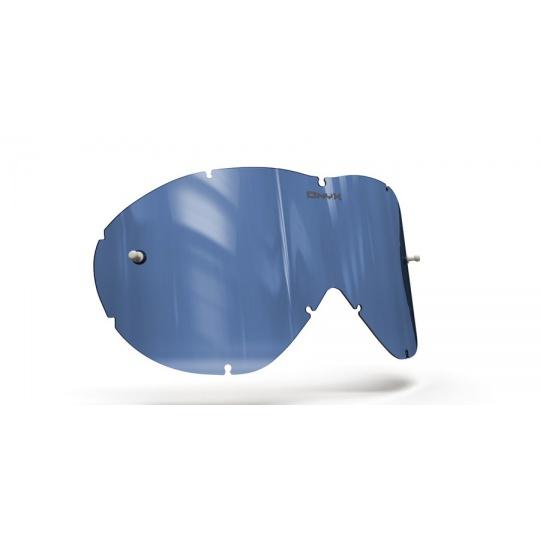 plexi pro brýle SMITH SONIC, ONYX LENSES (modré s polarizací)
