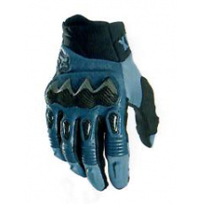 Pánské rukavice Fox Bomber Glove Blue Steel