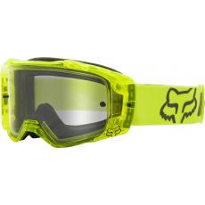 Pánské brýle Fox Vue Mach One Goggle Fluo Yellow