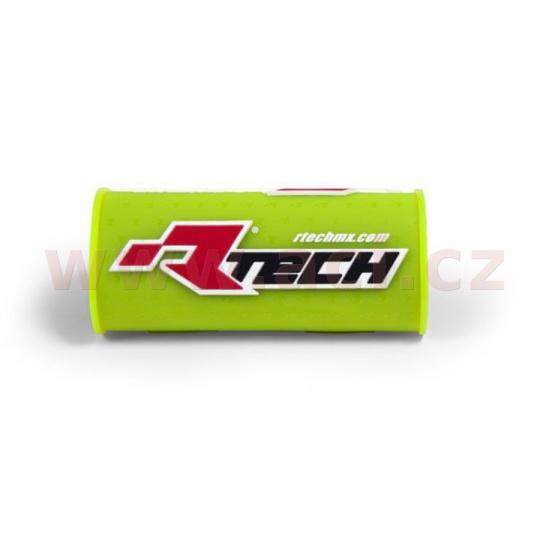 """chránič na bezhrazdová řídítka s nápisem """"Rtech"""" (pro průměr 28,6 mm), RTECH (neon žlutý)"""