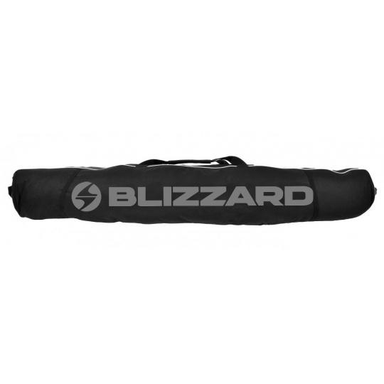 vak na lyže BLIZZARD Ski bag Premium for 2 pairs, black/silver, 160-190 cm