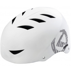 KELLYS Přilba JUMPER 018 white-grey S/M *