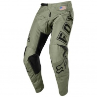 Dětské MX kalhoty Fox Racing 180 SD SE Pant Fat Grn