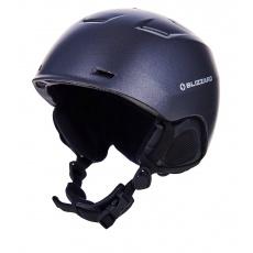 helma BLIZZARD Storm ski helmet, grey metallic matt
