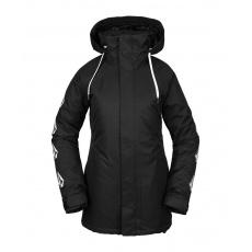 Dámská bunda Volcom Westland Ins Jacket Black
