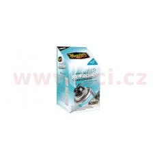 MEGUIARS Air Re-Fresher Odor Eliminator - dezinfekce interiéru vozidla (vůně nového auta) 71 g