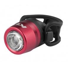 KELLYS Osvětlení přední dobíjecí IO USB Front, red