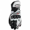 Moto rukavice FIVE RFX2 bílo/černé