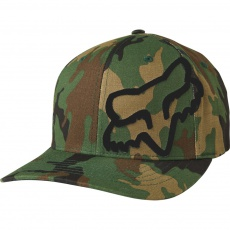 Pánská kšiltovka Fox Flex 45 Flexfit Hat Camo