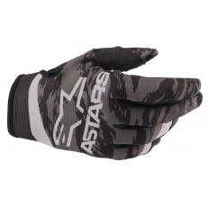 rukavice RADAR 2022, ALPINESTARS, dětské (černá/šedá)