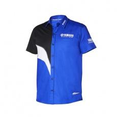 Pánská košile Yamaha Paddock Blue