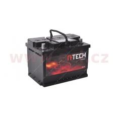 55Ah baterie, 450A, pravá A-TECH 241x175x175