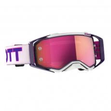 brýle Scott PROSPECT chrom růžová