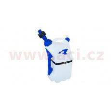 rychlotankovací kanystr R15 (objem 15 litrů), RTECH (modré doplňky)