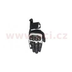 rukavice SP X AIR CARBON, ALPINESTARS (černé/bílé)