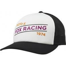 Dámská čepice Fox Banner Trucker Hat White
