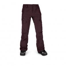 Dámské kalhoty Volcom Aston Gore-Tex Pant Black Red